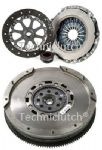 DUAL MASS FLYWHEEL DMF CLUTCH KIT PORSCHE 911 3.8 CARRERA S